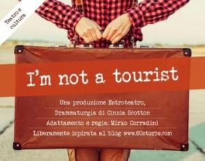 I'm not a tourist