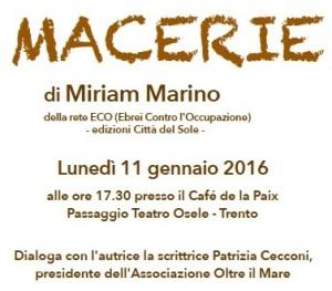 Macerie-Café de la paix