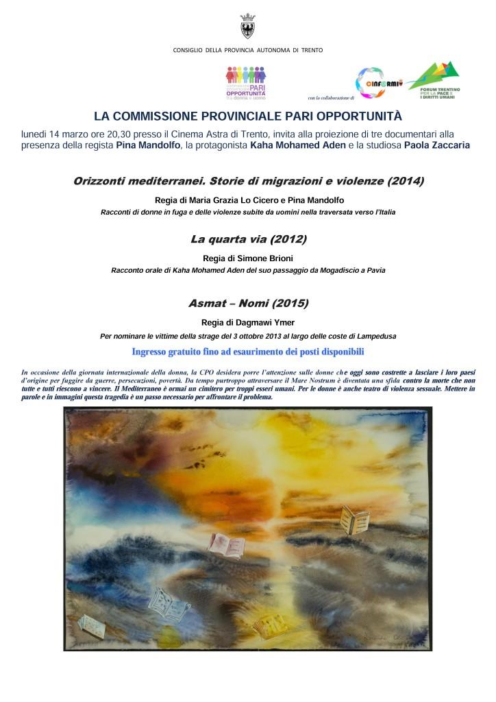 Orizzonti mediterranei - CPO
