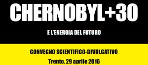 Chernobyl 29 aprile