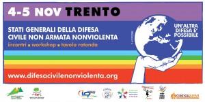 stati generali difesa civile non armata nonviolenta