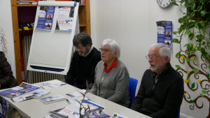foto conferenza stampa passerini